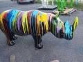 rhinoceros-trash-noir-en-resine-design-D20-017