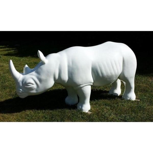 rhinocéros en résine design 010
