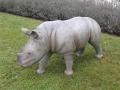 rhinocéros animaux en résine classique  149