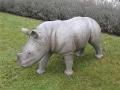 rhinocéros animaux en résine classique  151