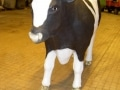 taureau boeuf en résine classique 005