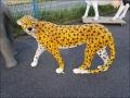 tigre en résine classique 002