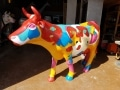 vache en résine FR26 design 032