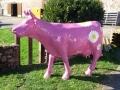 vache en résine FR26 design 034