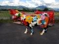 vache en résine FR26 design 074