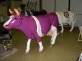 vache en résine FR26 design 084