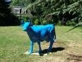 vache en résine L6 design 057