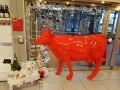 vache en résine  L6  design 065