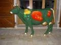 vache en résine L6 design 115