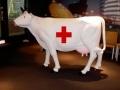 vache en résine L6 design 132