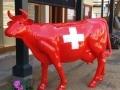 vache en résine design 163
