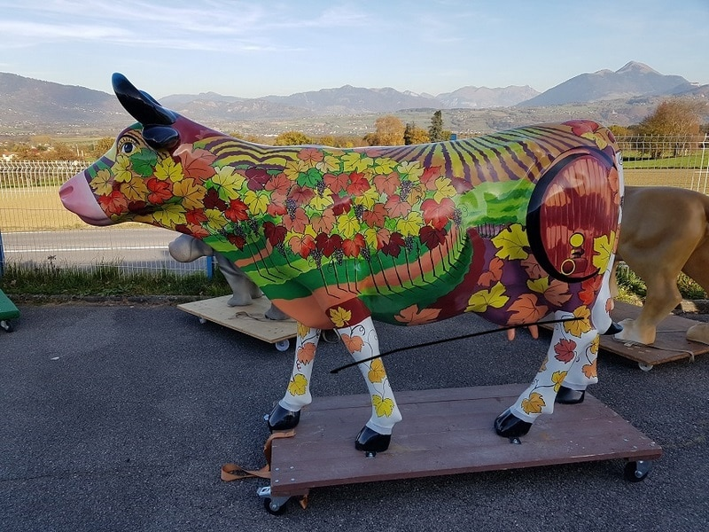 vache en résine FR26design 078
