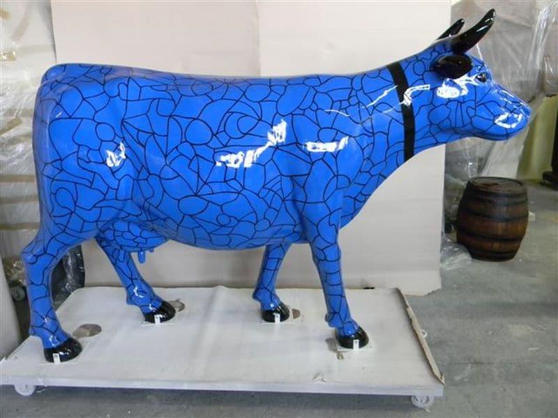vache en résine FR26design 142