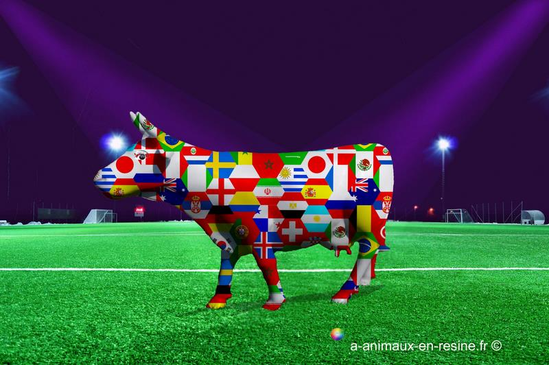 vache world cup 2018