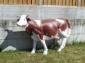 vache  en résine classique   007