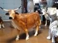 vache  en résine classique   013
