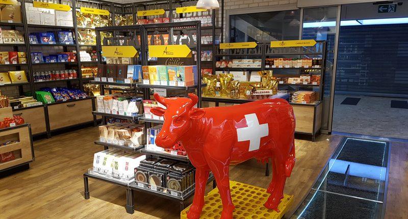 Vachette suisse