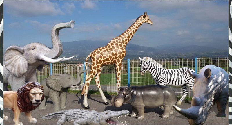 Thème animaux de la jungle