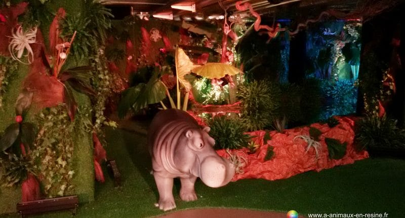 Location hippopotame