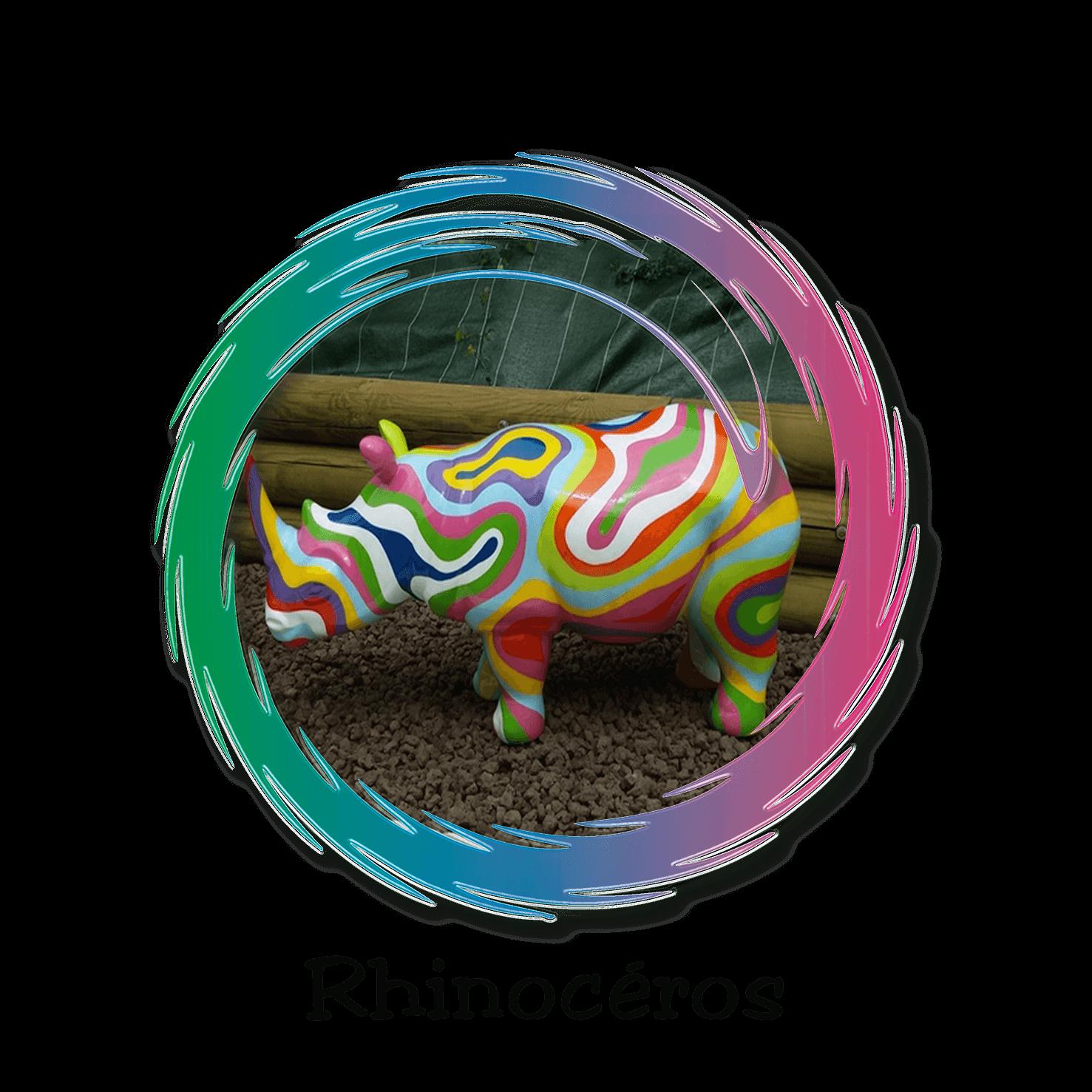 rhinocéros design