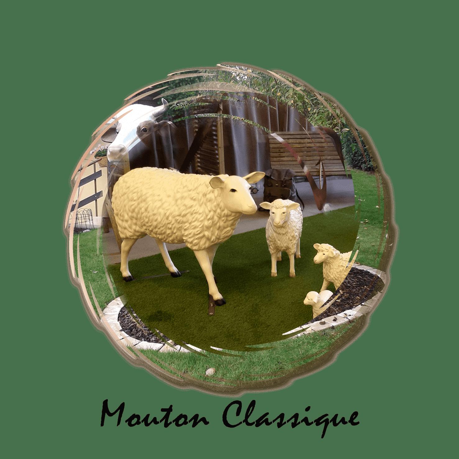 mouton classique