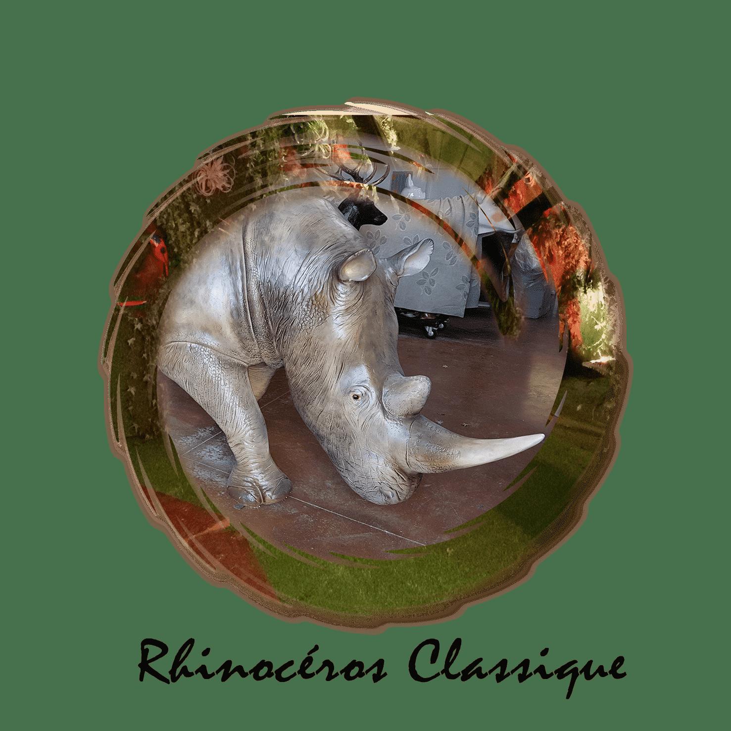 rhinocéros classique